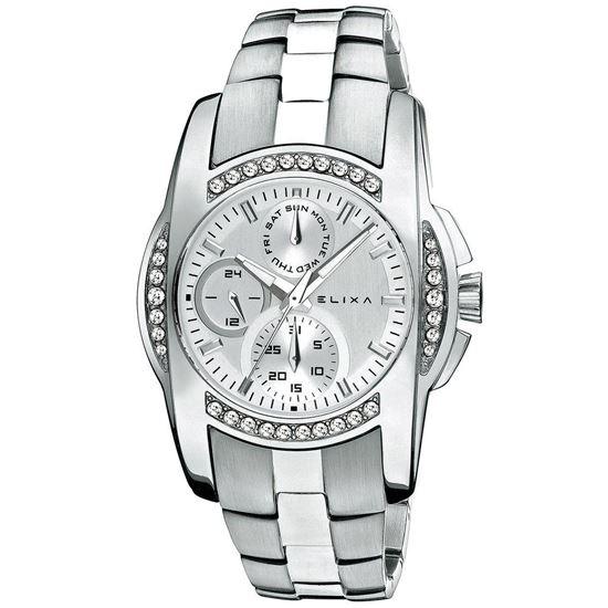 خرید آنلاین ساعت زنانه الیکسا E008-L028