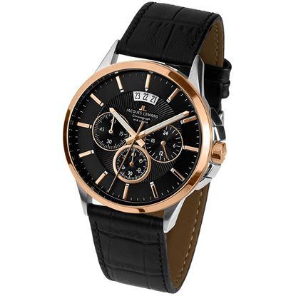 خرید آنلاین ساعت اورجینال ژاک لمن 1542C