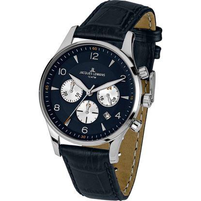 خرید آنلاین ساعت اورجینال ژاک لمن 1654C