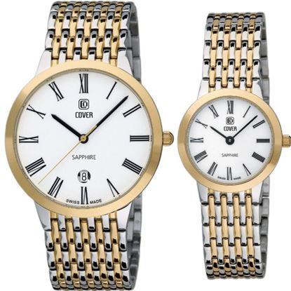 خرید آنلاین ساعت اورجینال کاور CO125.05 و CO123.05