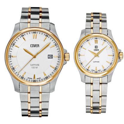 خرید آنلاین ساعت اورجینال و ست کاور CO137.03 و CO138.03