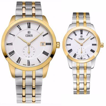خرید آنلاین ساعت اورجینال کاور CO194.07 و CO195.08