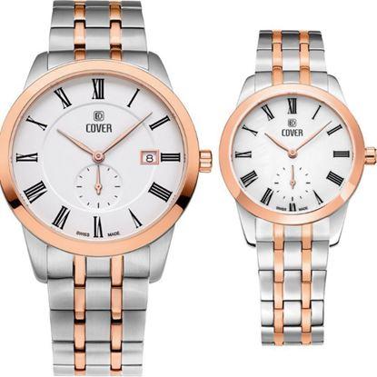 خرید آنلاین ساعت اورجینال کاور CO194.08 و CO195.09
