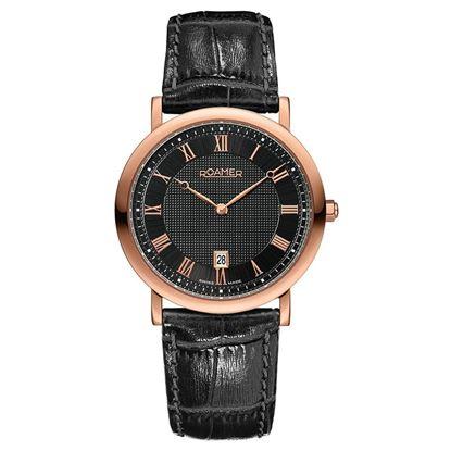 خرید اینترنتی ساعت اورجینال roamer 934856-49-51-09