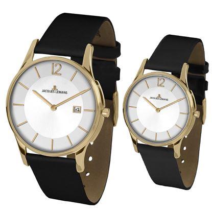خرید آنلاین ساعت اورجینال ژاک لمن 1850J و 1851J