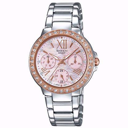 خرید اینترنتی ساعت اورجینال کاسیو SHE-3052SG-4ADR