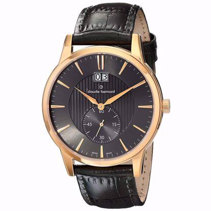 خرید آنلاین ساعت مردانه کلودبرنارد C 64005-37R-GIR