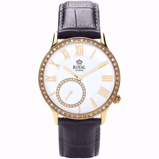 خرید آنلاین ساعت زنانه رویال R 21157-02
