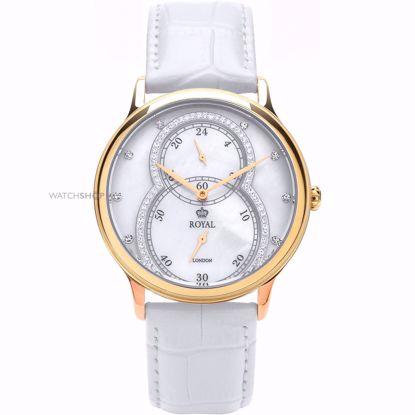 خرید آنلاین ساعت زنانه رویال R 21254-04