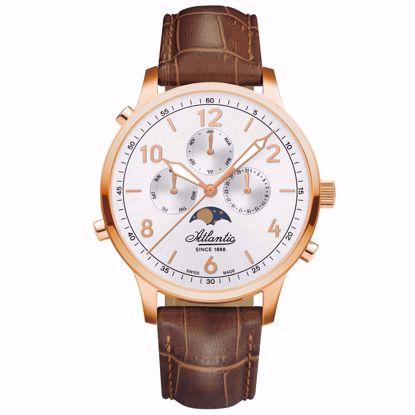 خرید آنلاین ساعت مردانه آتلانتیک AC-68550.44.25R