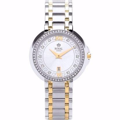 خرید آنلاین ساعت زنانه رویال R 21282-04