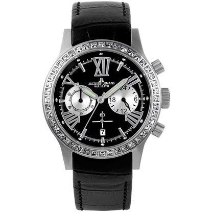 خرید ساعت مچی اورجینال ژاک لمن 1527A