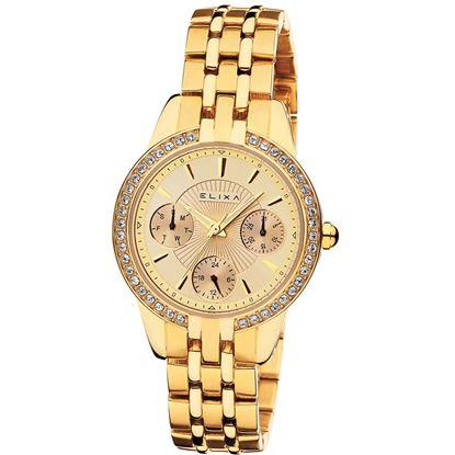 خرید آنلاین ساعت زنانه الیکسا E053-L164