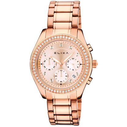 خرید آنلاین ساعت زنانه الیکسا E084-L318