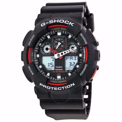 خرید اینترنتی ساعت مردانه کاسیو GA-100-1A4
