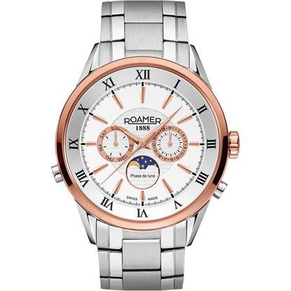 خرید اینترنتی ساعت اورجینال roamer 508821-49-13-50