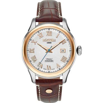 خرید اینترنتی ساعت اورجینال roamer 545660-49-12-05
