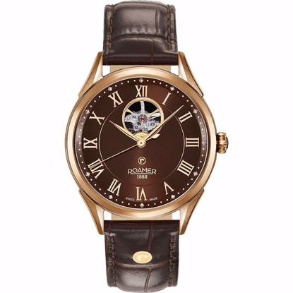 خرید اینترنتی ساعت اورجینال roamer 550661-49-62-05