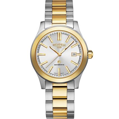 خرید اینترنتی ساعت اورجینال roamer 949660-47-15-90