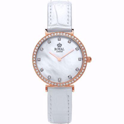خرید آنلاین ساعت زنانه رویال R 21212-04