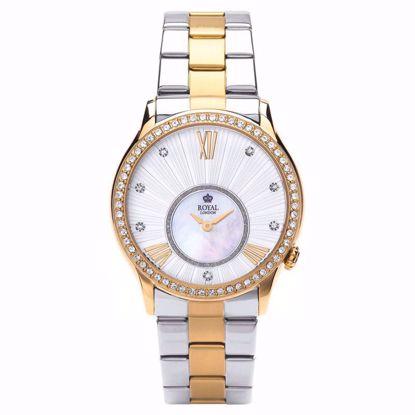 خرید آنلاین ساعت زنانه رویال R 21284-08