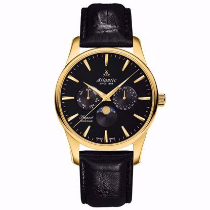 خرید آنلاین ساعت مردانه آتلانتیک AC-56550.45.61