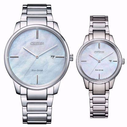 خرید اینترنتی ساعت اورجینال سیتیزن BM7520-88D و EW2590-85D
